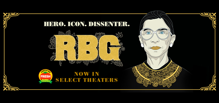 """RBG"" is a must-see documentary about Supreme Court Justice Ruth Bader Ginsberg"